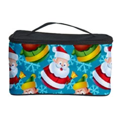 Christmas Pattern Cosmetic Storage Case by tarastyle