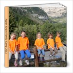 family camp 2012 - 8x8 Photo Book (20 pages)