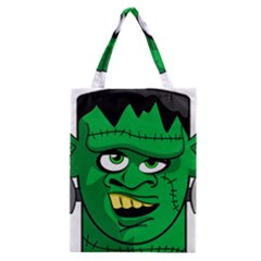 Buy Me A Coffee Halloween Classic Tote Bag by Celenk