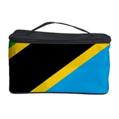 Heart Love Tanzania East Africa Cosmetic Storage Case by Celenk