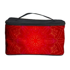 Mandala Ornament Floral Pattern Cosmetic Storage Case by Celenk
