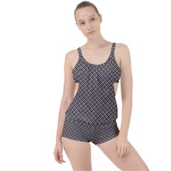 Native American Pattern 2 Boyleg Tankini Set