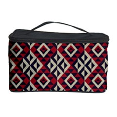 Native American 10 Cosmetic Storage Case by Cveti