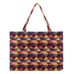 Native American Pattern 16 Medium Tote Bag by Cveti