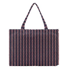 Native American Pattern 20 Medium Tote Bag