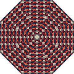 Native American Pattern 21 Folding Umbrellas by Cveti