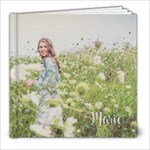 Marie s Book - 8x8 Photo Book (20 pages)
