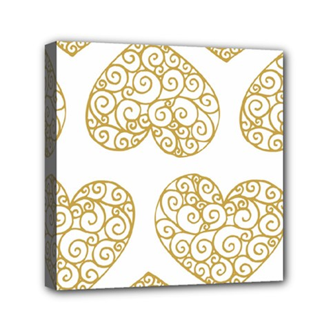 All Cards 36 Mini Canvas 6  X 6  by SimpleBeeTree