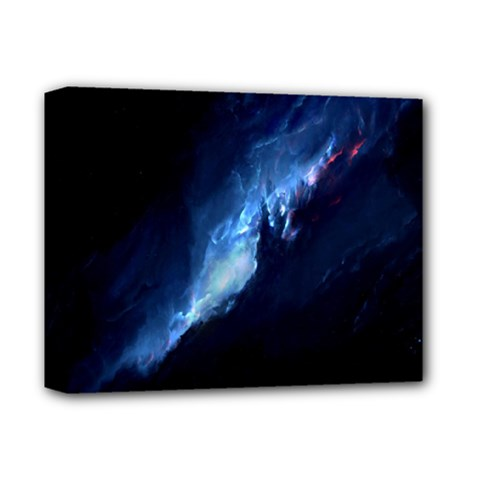 Nebula Deluxe Canvas 14  X 11  by Celenk