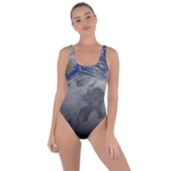 A Sky View Of Earth Bring Sexy Back Swimsuit by Celenk