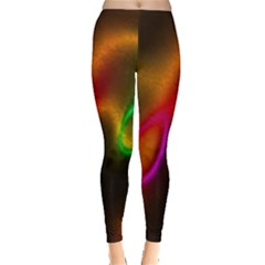 Vibrant Fantasy 4 Leggings  by MoreColorsinLife