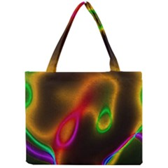 Vibrant Fantasy 4 Mini Tote Bag by MoreColorsinLife