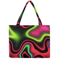 Vibrant Fantasy 1b Mini Tote Bag by MoreColorsinLife