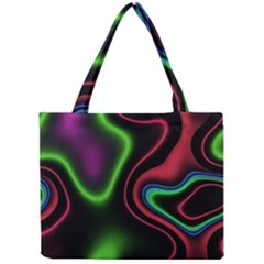 Vibrant Fantasy 2 Mini Tote Bag by MoreColorsinLife