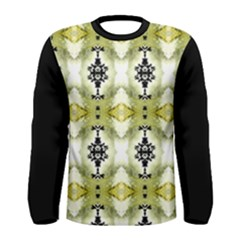 Accra 0511029015s Men s Long Sleeve Tee by tresfoliablackwhite