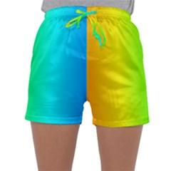 Pattern Sleepwear Shorts by gasi