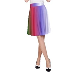 Pattern A Line Skirt by gasi