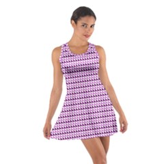 Pattern Cotton Racerback Dress by gasi