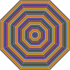 Pattern Folding Umbrellas by gasi