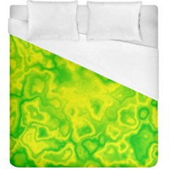 Pattern Duvet Cover (king Size) by gasi