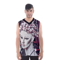Lady Penelope  Men s Basketball Tank Top by alphoto