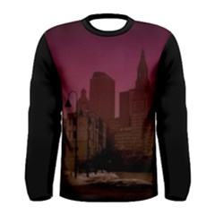 City View Men s Long Sleeve Tee