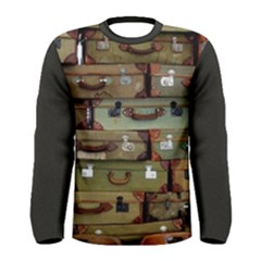 Suitcase Men s Long Sleeve Tee by lawsonphotography