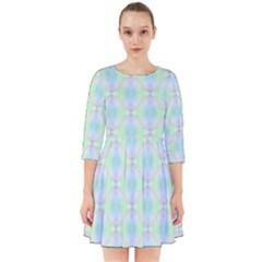 Pattern Smock Dress by gasi
