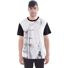 Ozar Black Men s Sports Mesh Tee by alphoto