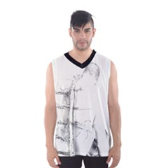 Ozar Black Men s Basketball Tank Top by lawsonphotography