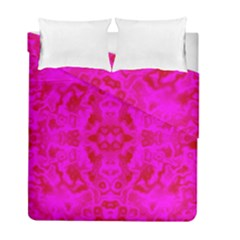 Pattern Duvet Cover Double Side (full/ Double Size) by gasi