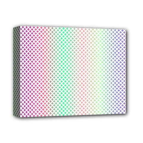 Pattern Deluxe Canvas 14  X 11  by gasi