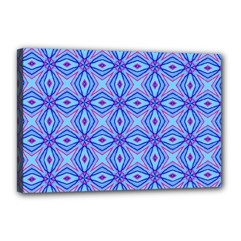Pattern Canvas 18  X 12  by gasi