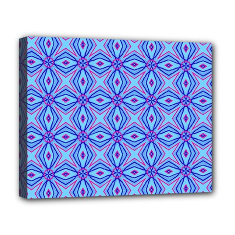 Pattern Deluxe Canvas 20  X 16   by gasi
