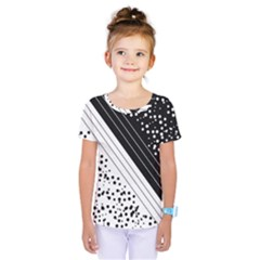 Pattern Kids  One Piece Tee by gasi
