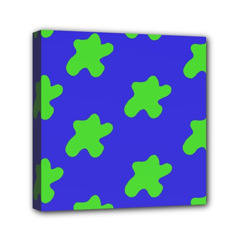 Pattern Mini Canvas 6  X 6  by gasi