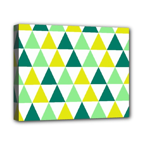 Pattern Canvas 10  X 8  by gasi