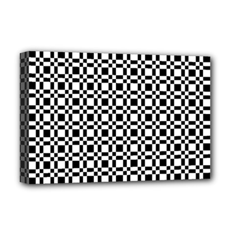 Pattern Deluxe Canvas 18  X 12   by gasi