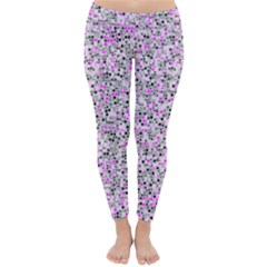 Pattern Classic Winter Leggings by gasi