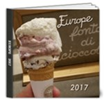 Europe - 8x8 Deluxe Photo Book (20 pages)