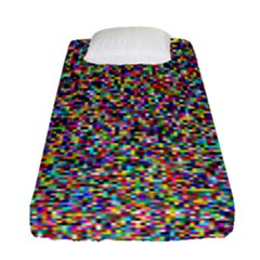 Pattern Fitted Sheet (single Size) by gasi