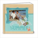 Summer Vacation - Beach - 6x6 Photo Book - 6x6 Photo Book (20 pages)
