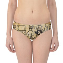 Mystery Pattern Pyramid Peru Aztec Font Art Drawing Illustration Design Text Mexico History Indian Hipster Bikini Bottoms