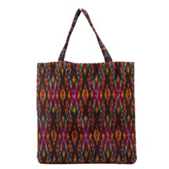 Thai Silk Grocery Tote Bag by Celenk