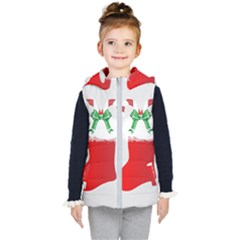 Christmas Stocking Kid s Puffer Vest