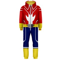 Junior Hero Hooded Jumpsuit (men) by NoctemClothing