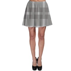 Gray Designs Transparency Square Skater Skirt