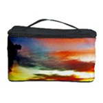 Sunset Mountain Indonesia Adventure Cosmetic Storage Case