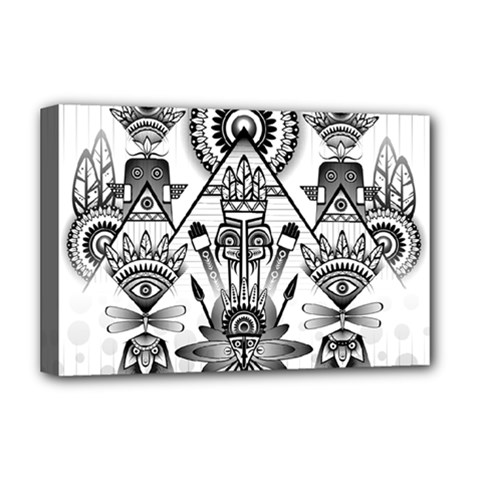 Ancient Parade Ancient Civilization Deluxe Canvas 18  X 12