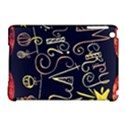 Chalk Chalkboard Board Frame Apple iPad Mini Hardshell Case (Compatible with Smart Cover) View1